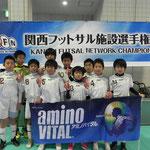 11.ジョイナスフットボールクラブ(大阪北ブロック代表)