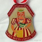 K.G. Rut-Wiess Löstige Langeler e.V. - 1978 - Hoffentlich krije mir och ene Droppe met