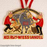 K.G. Rut-Wiess Löstige Langeler e.V. - 2002 - Wat wor, dat wor un kütt nit mih zorück