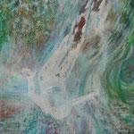 Werknummer 7.4: Öl auf Leinwand, 100x80 cm, 1900,-€