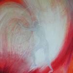 Werknummer 3.3: Acryl auf Leinwand, 40x60 cm, unverkäuflich