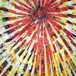 Werknummer 3.1: Acryl auf Leinwand, 100x70 cm, 1500,- €