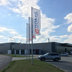 Maschinenbau GmbH Borken Fahnen