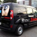 Fahrzeugbeschriftung Radio Lemming