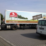 LKW Altes vollverklebung digitaldurkc
