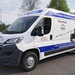 Fahrzeugbeschriftung Bökenkröger Digitaldruck Print & Cut