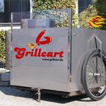 Beschriftung Grillcart