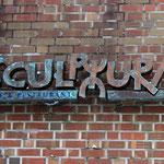 Buchstabenanlage Sculptura