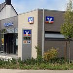Profilanlage Einzelbuchstabenanlage Volksbank