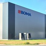 Maschinenbau GmbH Borken EInzelbuchstabenanlage Fassade