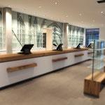 Objektdesign Verkaufsbereich Apotheke