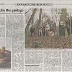 Artikel Nordbayerische Nachrichten 20.11.2013