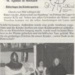 Artikel Mitteilungsblatt Markt Igensdorf 07.03.2012