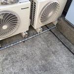千代田区 商業ビル 屋上防水下地処理 カチオン塗布