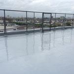 さいたま市大規模改修工事 屋上防水工事