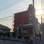 さいたま市和田ビル大規模改修工事 無足場施工面