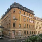 anecken ist Pflicht, Stoppt Entmietung, Reclamstraße 51, Leipziger Osten, Sachsen, eine Stadt für alle