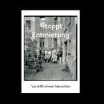 Ansichtskarte, Reclamstraße 51, Leipziger Osten, Sachsen, eine Stadt für alle