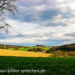 Blick von Kierspe - In der Mark Richtung Meinerzhagen - Sulenbecke und dem Philosophenweg