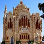 Costa Blanca - Novelda Santuario de Santa María Magdalena