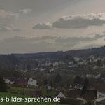 Blick von Kierspe - Vorderste Berg Richtung Kierspe-Bahnhof