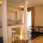 Просвирин переулок дом 6 / Луков переулок 7 - двухуровневые апартаменты в аренду от VIP Apartments Moscow.