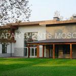 Коттеджный поселок КП Спутник - Продажа загородного дома, Новорижское шоссе, 30 км от МКАД