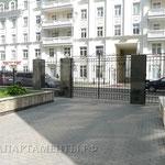 ID 0455 Остоженка 27 корпус 3 - Предлагаем снять четырехкомнатную квартиру на Остоженке.