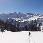 Skitouren Saalbach