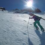 Freeride Skiing Arlberg