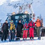 Freeride Guiding Obertauern mit Eva Walkner
