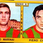 1969-70. Figurine Panini. Marinai-Cucchi