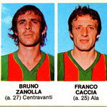 1977-78. Figurine Crema. Zanolla-Caccia