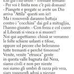 """1987. Poesia di Otello Aquili (Lello de Menicandò) (dal libro ''NA CORVA DE RIME"""")"""