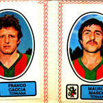 1977-78. Figurine Panini. Caccia-Marchei
