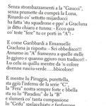 """1992. Poesia di Otello Aquili (Lello de Menicandò) (dal libro ''NA CORVA DE RIME"""")"""