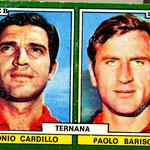 1970-71. Figurine Edis: Cardillo-Barison