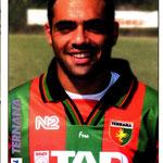 1999-00. Cards Mundi Cromo. Miccoli