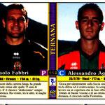 2000-01. Figurine. Fabbri-Agostini