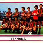 1978-79. Figurine Panini. Squadra