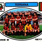 1977-78. Figurine Panini. Squadra