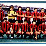 1984-85. Figurine Panini. Squadra