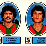 1977-78. Figurine Panini. La Torre-Biagini