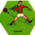 1972-73. Figurine EDISPORT. Cardillo