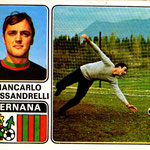 1972-73. Figurine Panini. Alessandrelli
