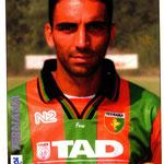 1999-00. Cards Mundi Cromo. Cordone