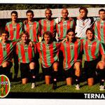 2005-06. Figurine Panini.  Squadra