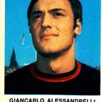 1972-73. Figurine EDIS. Alessandrelli