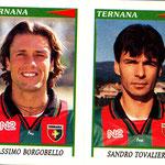 1998-99. Figurine Panini. Borgobello-Tovalieri