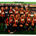1999-00. Figurine Panini. Squadra